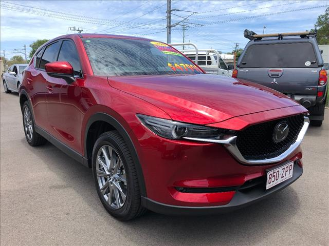 2020 MAZDA CX-5 AKERA (4x4) MY19 (KF SERIES 2) 4D WAGON