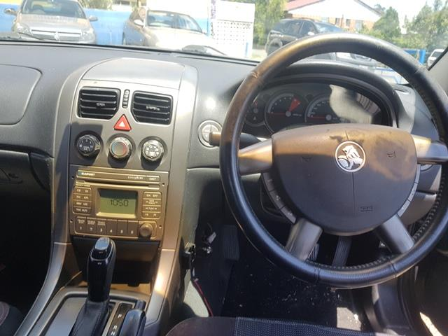 2006 Holden Crewman VZ Dual Cab