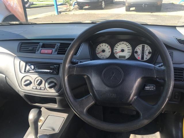 2007 Mitsubishi Lancer ES Sedan