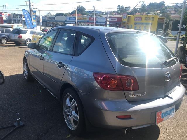 2005 Mazda Mazda3 BK10F1 Neo Hatch
