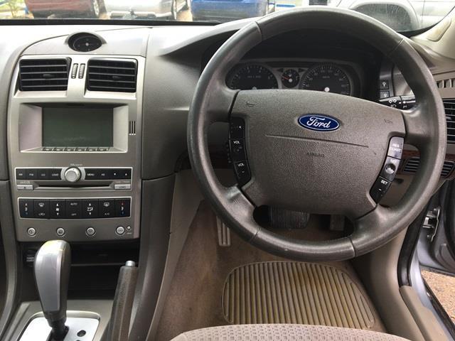 2005 Ford Fairmont BA MKII Sedan