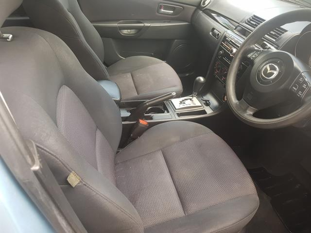 2008 Mazda Mazda3 Maxx Sport Hatch