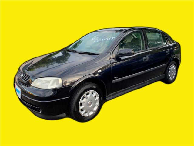 2002 Holden Astra TS City Hatch