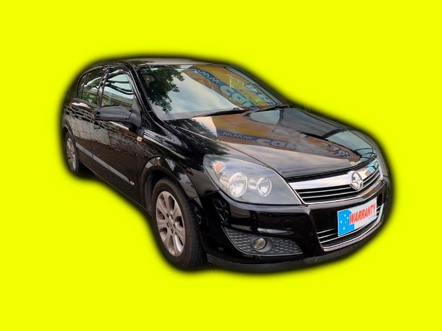 2008 Holden Astra AH CD 60th Anniversary Hatch