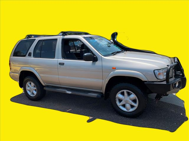 2003 Nissan Pathfinder ST Wagon