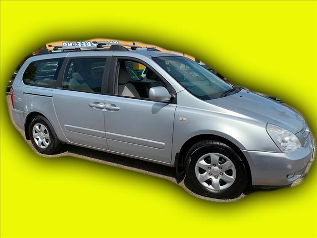 2006 Kia Grand Carnival EX Wagon