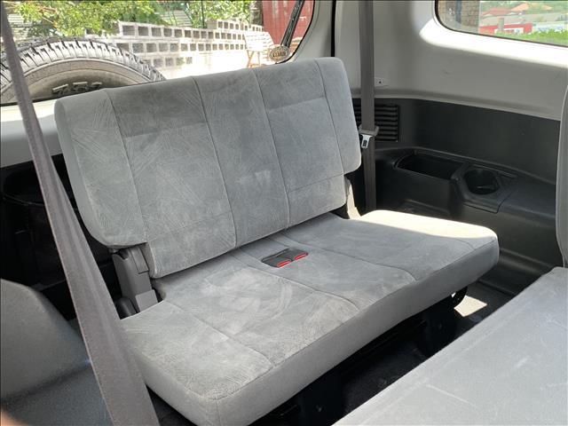 2000 Mitsubishi Pajero NM GLS Wagon