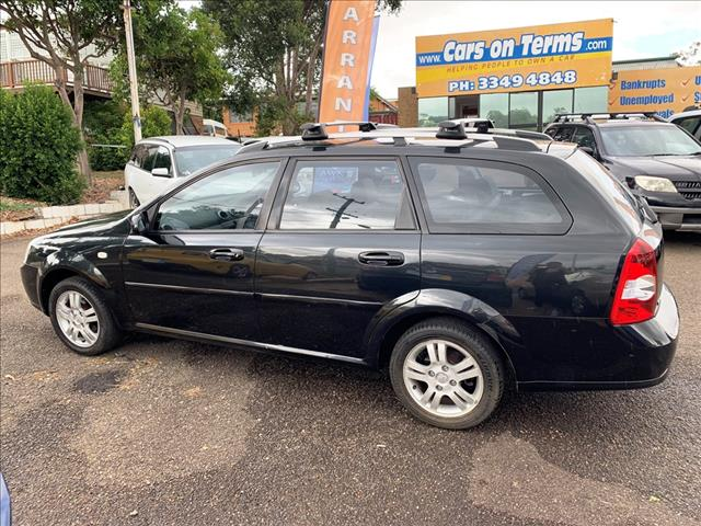 2007 Holden Viva JF MY07 Wagon