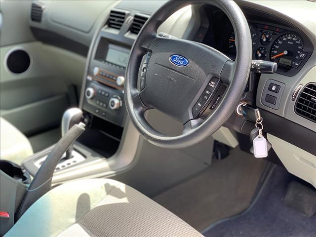 2007 Ford Territory SY TX Wagon
