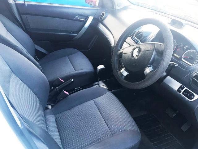 2008 Holden Barina TK Sedan