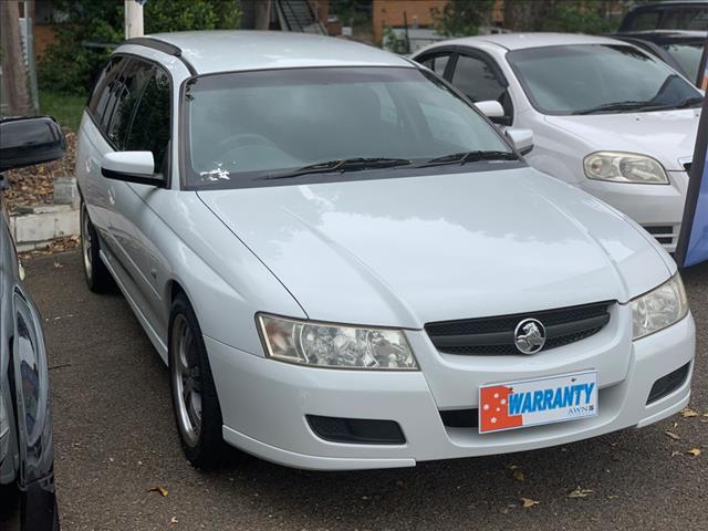 2007 Holden Commodore Acclaim Wagon