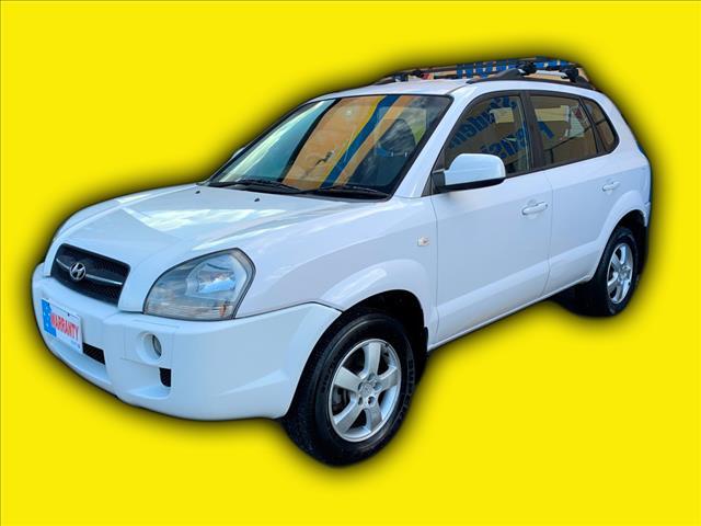 2006 Hyundai Tucson City Wagon