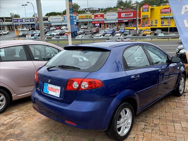 2006 Holden Viva JF Hatch