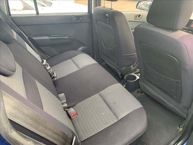 2005 Hyundai Getz TB Hatch