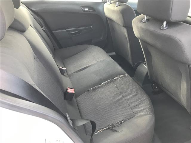 2005 Holden Astra CD AH Hatch