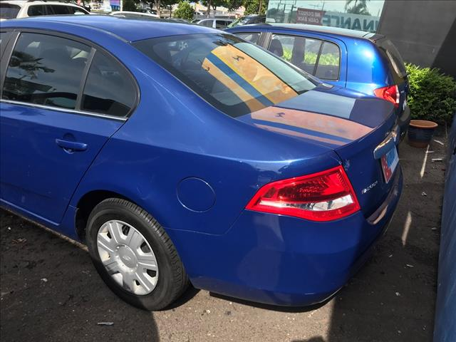 2008 Ford Falcon FG Sedan