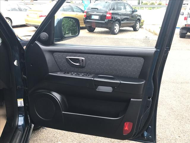 2003 Hyundai Terracan 4wd Wagon