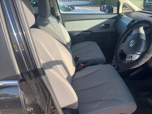 2006 Nissan Tiida ST C11 MY07 Sedan