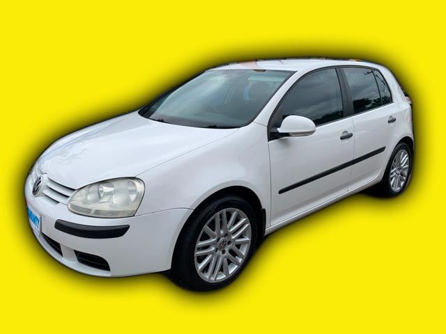 2006 Volkswagen Golf V MY07 Hatch