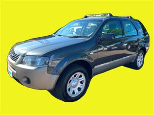 2009 Ford Territory SY TX Wagon