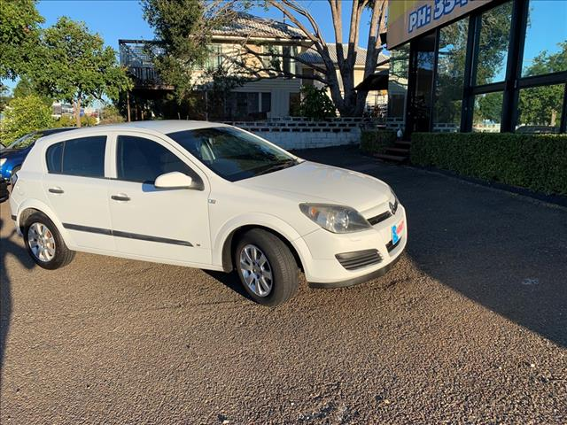 2005 Holden Astra AH MY05 CD Hatch