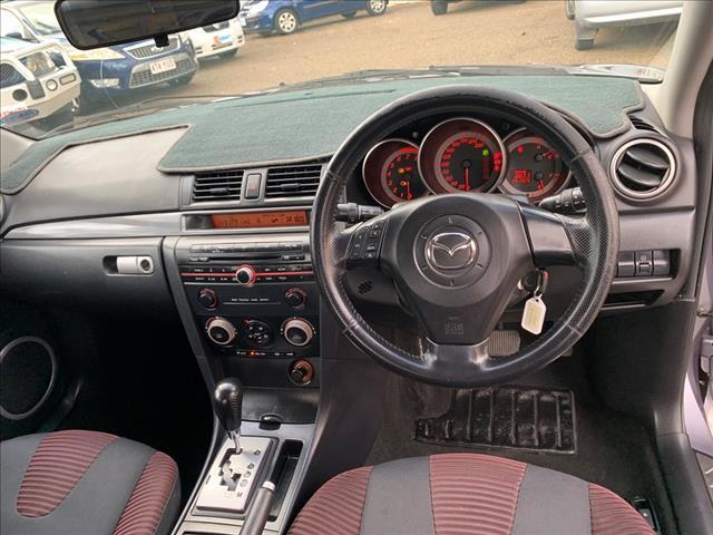 2005 Mazda Mazda3 SP23 Sedan