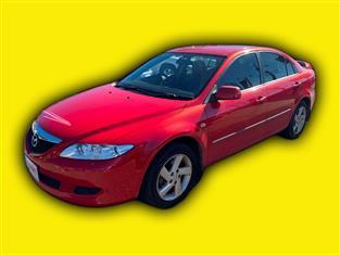 2004 Mazda Mazda6  Hatch