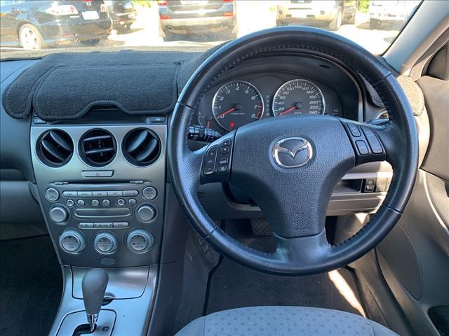 2004 Mazda Mazda6 Classic Hatch