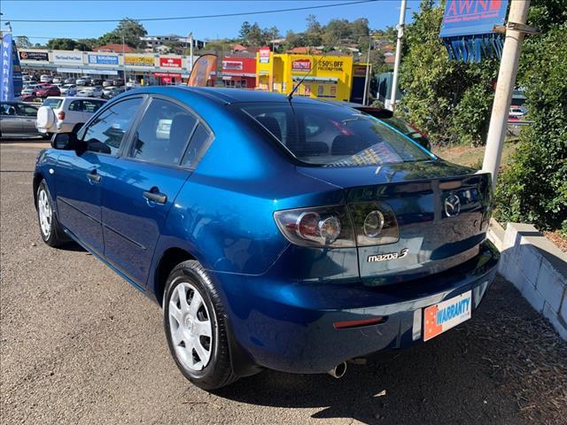 2006 Mazda Mazda3 BK 10F2 Neo Sedan