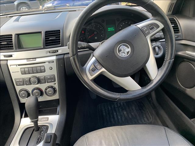 2008 Holden Commodore Lumina sedan