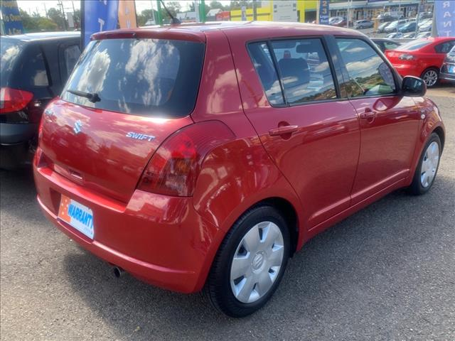 2005 Suzuki Swift  Hatch