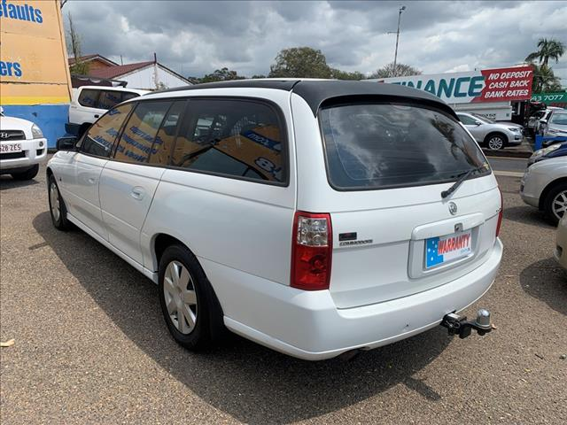 2005 Holden Commodore VZ Wagon
