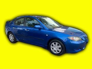 2004 Mazda Mazda3 Neo Sedan