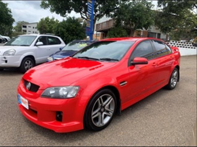 2006 Holden Commodore VE SV6 Sedan