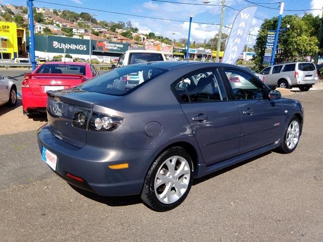 2007 Mazda Mazda3 3 SP23 MY06 Sedan