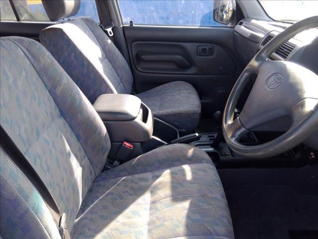 2000 Toyota Landcruiser Prado RV Wagon