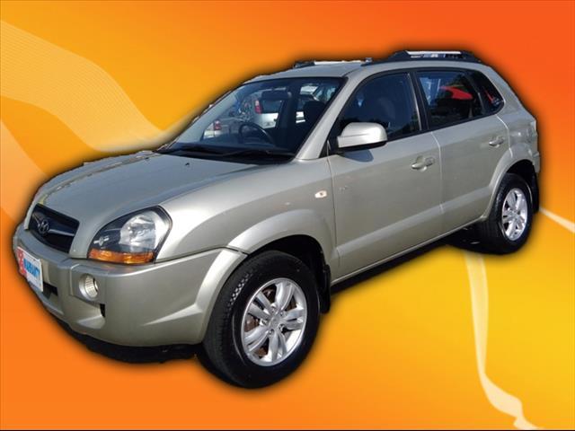 2009 Hyundai Tucson JM MY09 City SX Wagon