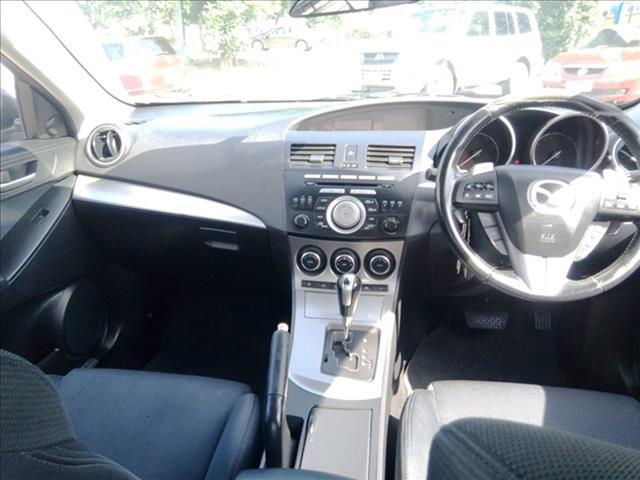 2009 Mazda Mazda3 SP25 Sedan