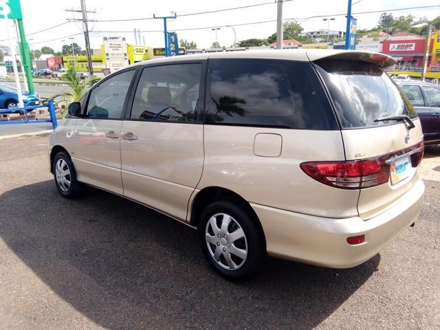 2004 Toyota Tarago GLI ACR30R Wagon