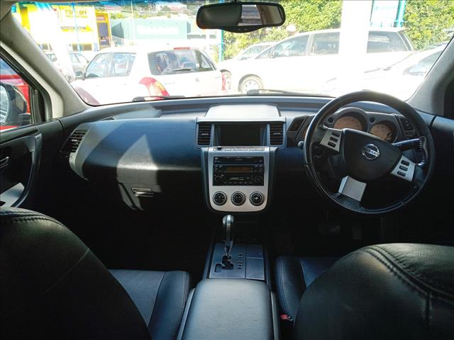 2007 Nissan Murano Ti-L Z50 Wagon