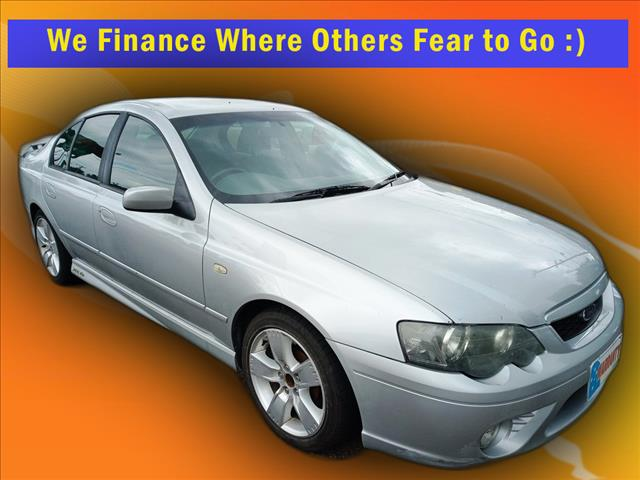 2006 Ford Falcon XR6 Sedan