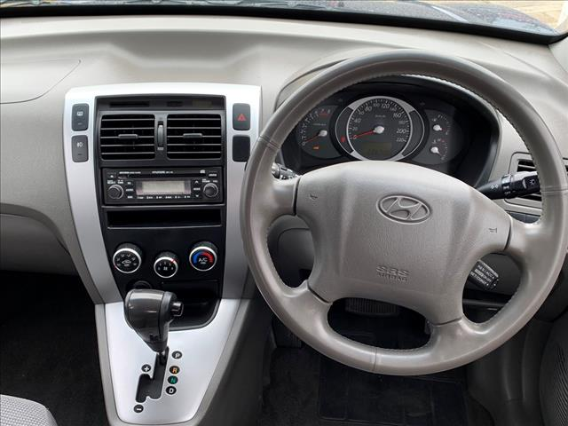 2008 Hyundai Tucson  Wagon