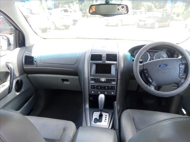 2004 Ford Territory Ghia SX Wagon