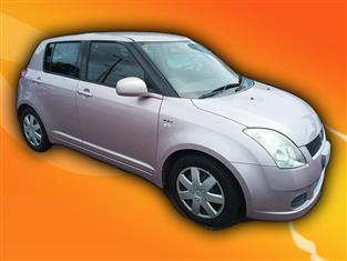 2005 Suzuki Swift Mauve Hatch