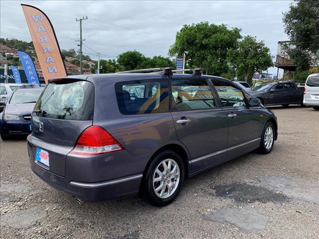 2004 Honda Odyssey 3RD Gen Luxury Wagon