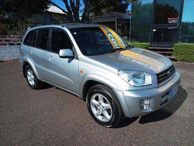 2003 Toyota Rav4 ACA21R Cruiser Wagon