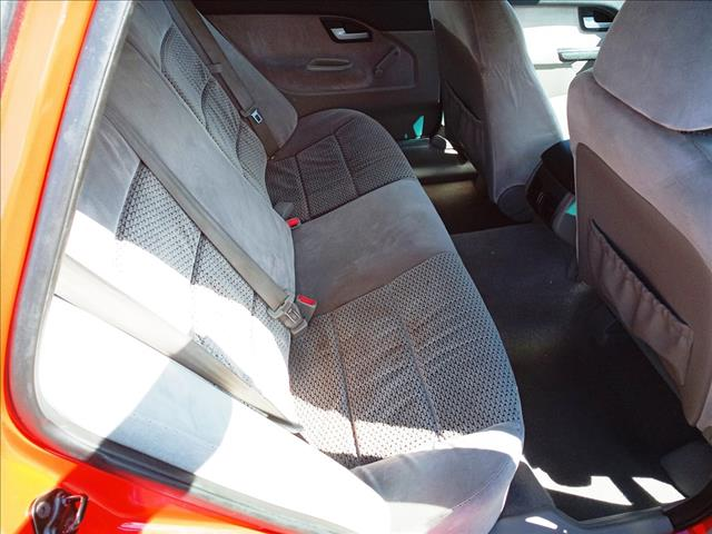 2004 Ford Falcon BA MK11 Wagon