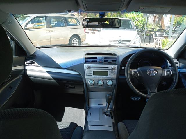 2007 Toyota Aurion Sportivo SV6 Sedan