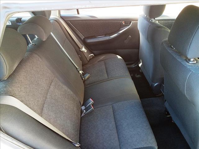 2006 Toyota Corolla Ascent ZZE122R Wagon