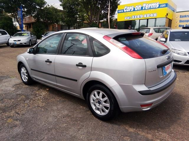 2006 Ford Focus LS CL Hatch